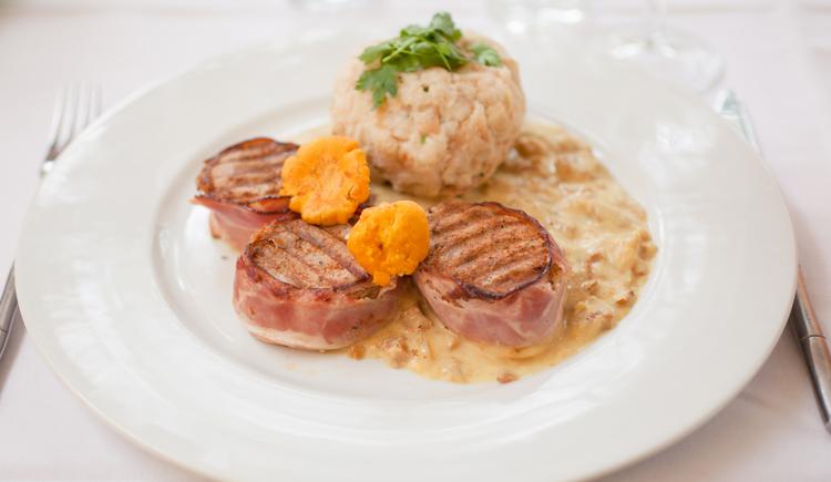Köstliche Gerichte aus regionalen Produkten. (© Fam. Aglas)