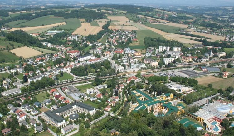 2_Luftaufnahme (© Bad Schallerbach)
