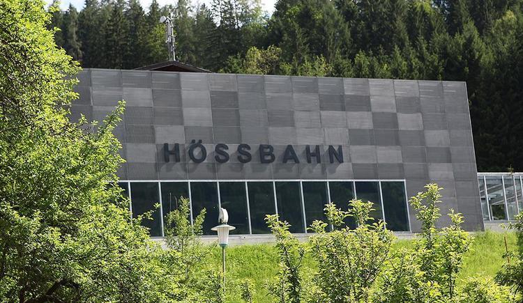 Hass-Bergbahn bei Hotel Garni Wallner Hinterstoder