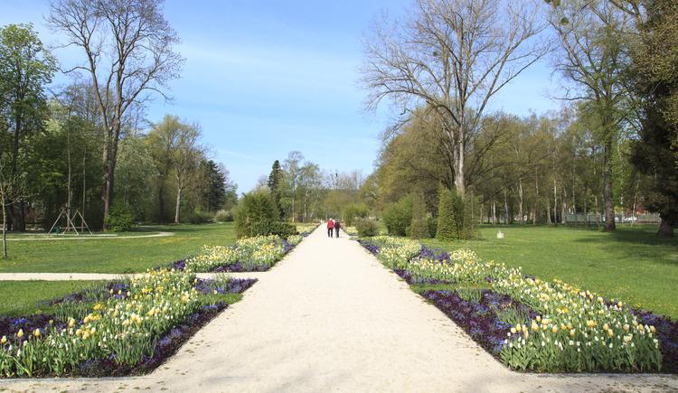 Botanica Park Bad Schallerbach (© Tourismusverband Urlaubsregion Vitalwelt Bad Schallerbach / Mühlleitner)