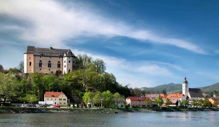 Grein an der Donau. (© Josef Gusenbauer)