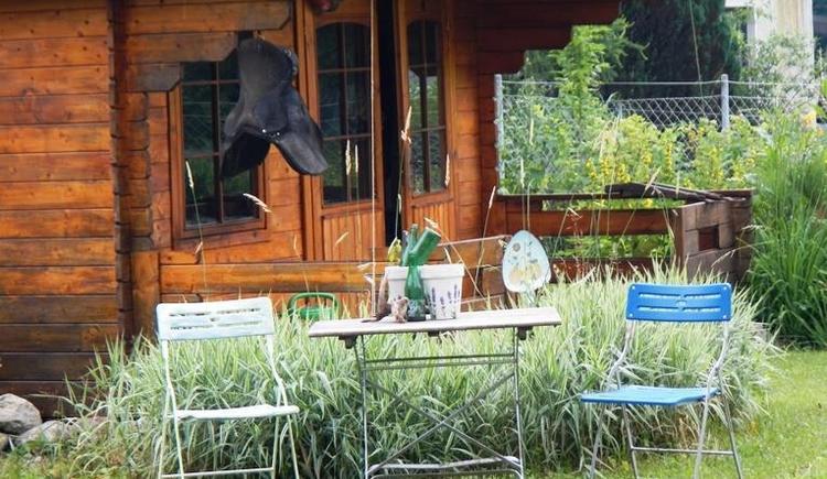 Gartenhütte (© Kornek)