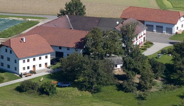 Bauernhof mit herrlich ruhiger Lage (© Privat)
