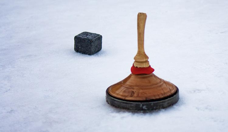 Curling Hochserner (© TVB Mondsee-Irrsee)