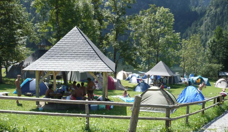 Campingplatz Seebauer (© Campingplatz Seebauer)