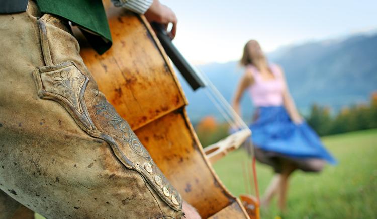 Volksmusik (© OÖ Tourismus Röbl)