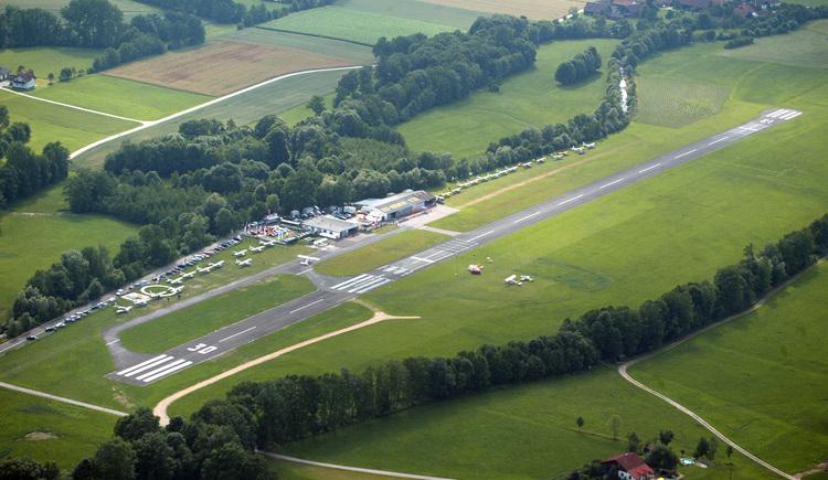 Staatsmeisterschaft im Segelfliegen in Kirchheim. (© SFC Ried)
