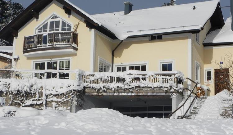 Winteransicht (© Stöllinger Katharina)