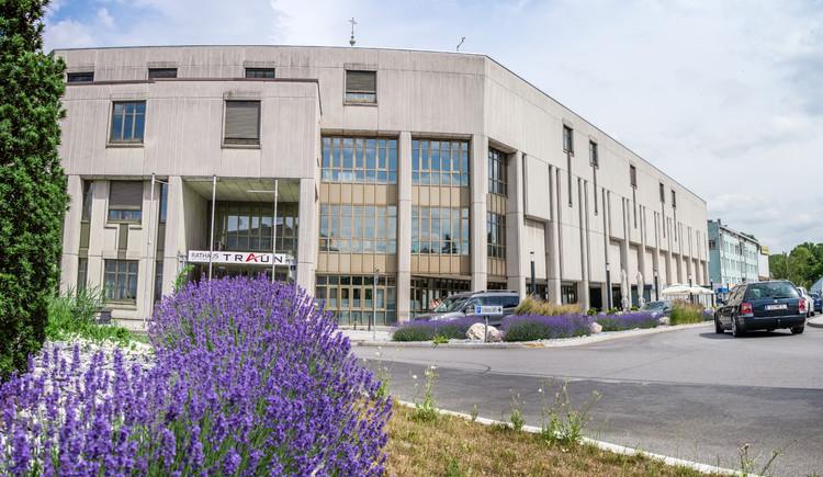 Stadtamt Traun. (© Stadtarchiv Traun)