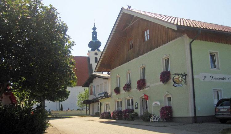 Gasthaus Kramerwirt in Weißenkirchen im Attergau