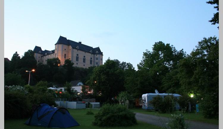 Campingplatz Grein (© www.camping-grein.at)