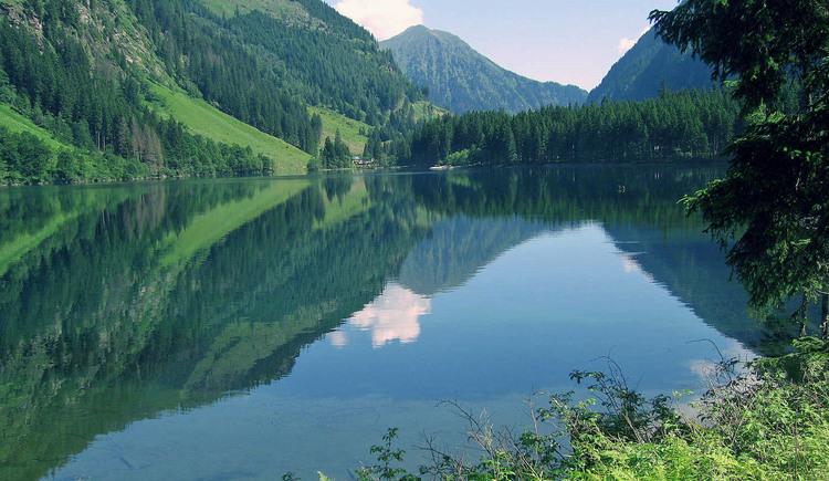 Wanderung zum Schwarzensee. (© TVB Attersee-Attergau)