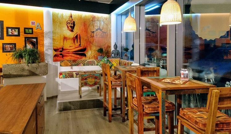Christie´s Kitchen Asiatisches Imbiss-Restaurant in St. Georgen im Attergau Innenbereich