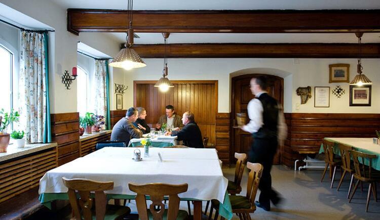 Gemütliche Gaststube (© GH Ziegelböck)