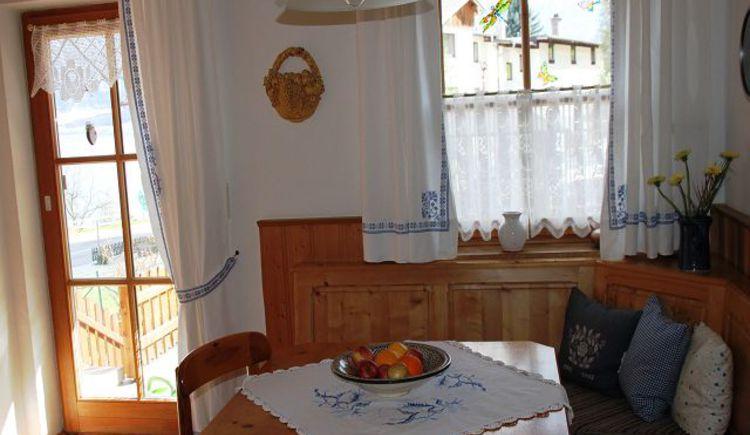 Ferienhaus gemütliche Wohnküche (© Windhager)