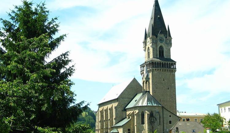 Kirche Haslach (© Bernhard Krenn)