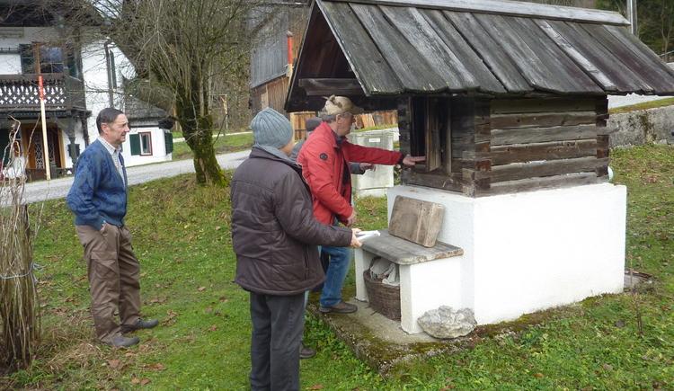 Die Dörrhüttl Roas durch Bad Goisern - besuchen Sie einige dieser alten Kulturgüter in Goisern, welche früher für die Versorgung der Bevölkerung überlebensnotwendig gewesen sind. (© Rudi Aumüller)