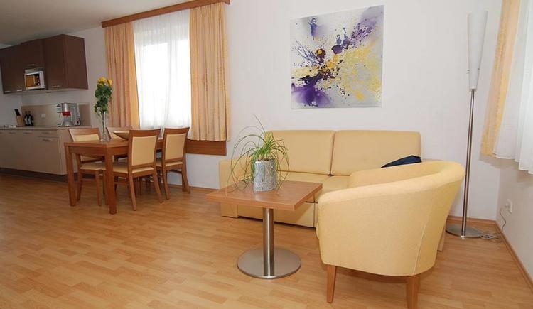 Appartement Quitte (© Golf Resort Kremstal GmbH)