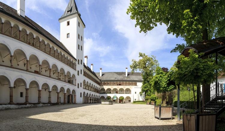 Landchloss Parz (© Tourismusverband Urlaubsregion Vitalwelt Bad Schallerbach / Mühlleitner)