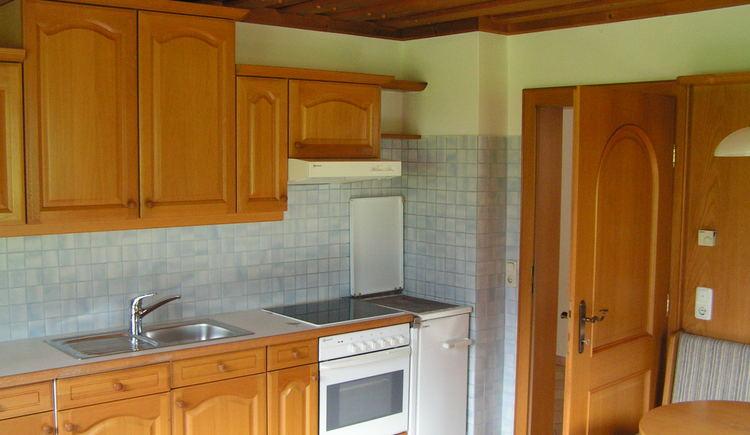Voll ausgestattete Küche für den perfekten Urlaub in der Ferienregion Dachstein Salzkammergut. (© Abel Gans)