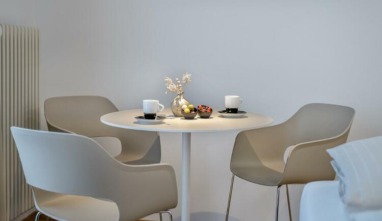 Junior Suite Design mit Kitchenette