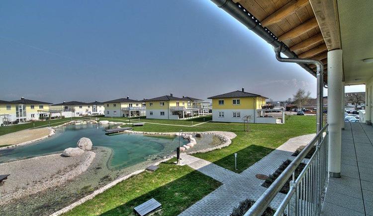 Schwimmteich (© Golf Resort Kremstal GmbH)