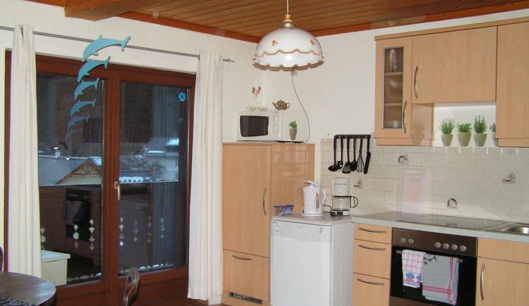 Voll ausgestattete Küche zum Urlauben in der Ferienregion Dachstein Salzkammergut. (© Abel Gans)