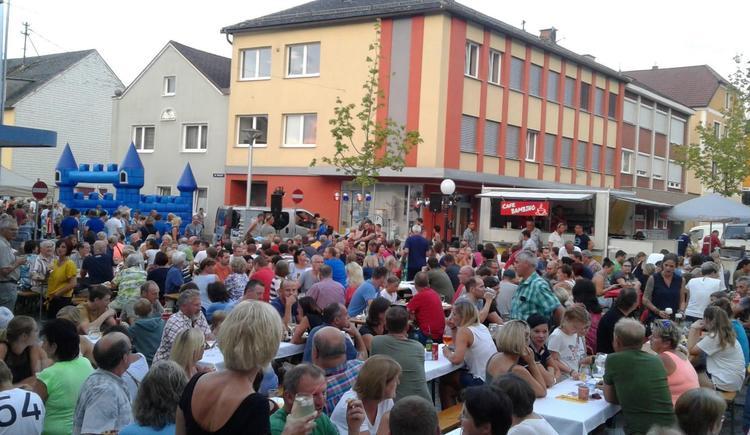Publikum (© Marktgemeinde Gallspach)