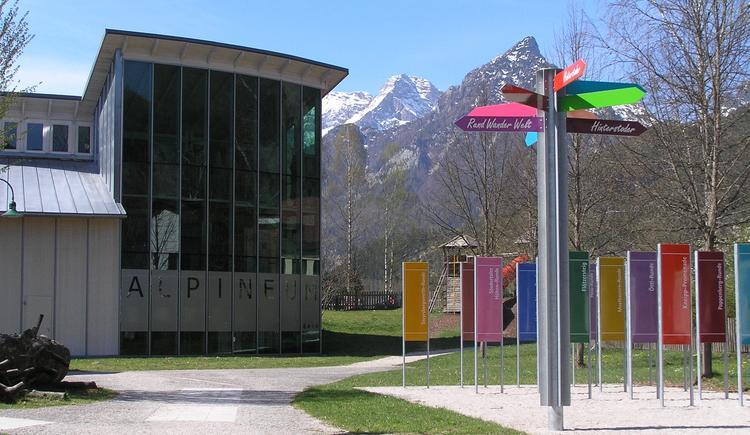 Alpineum Hinterstoder (© Gemeinde Hinterstoder)
