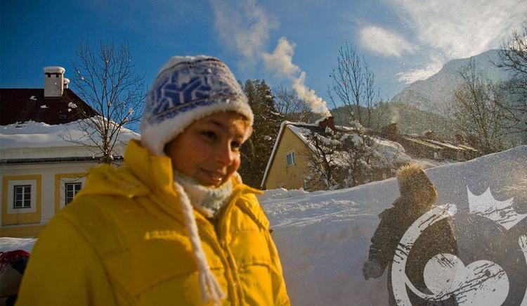 Lindenhof im Winter