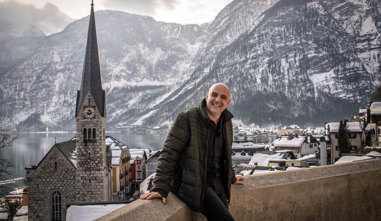 """Peter Wesenauer ist der Intendant der Konzertreihe \""""The Sound of Hallstatt\""""."""