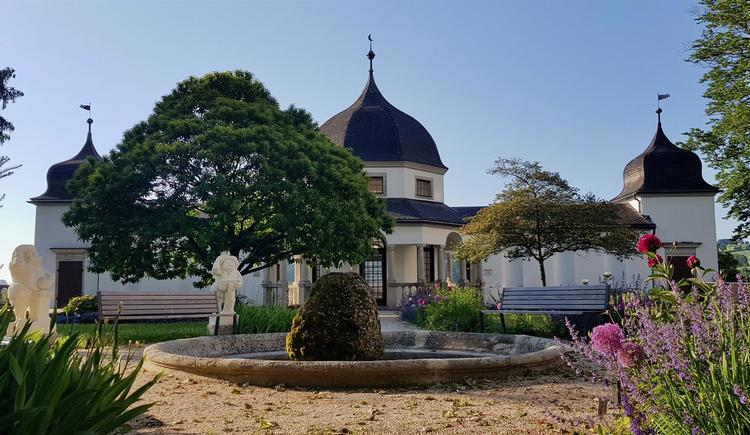 Stiftsgärten: Stift Kremsmünster