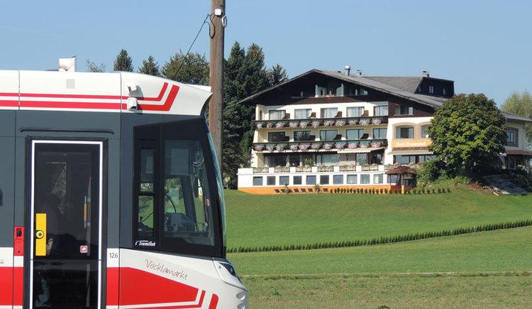 Hotel Blumenhof, Hipping, 4880 Berg im Attergau. (© Hotel Blumenhof)