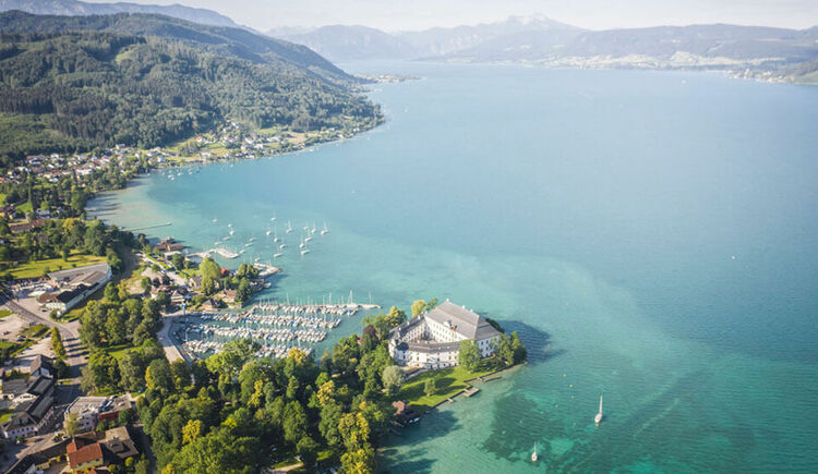 (© TVB Attersee-Attergau/Moritz Ablinger)