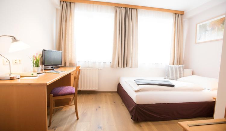 Einzelzimmer Gasthof Hotel Moserwirt (© www.moserwirt.at)