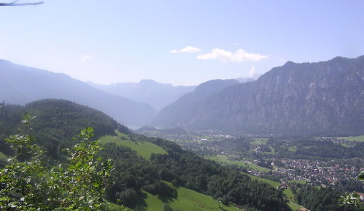 Blick über das Goiserertal. (© Johanna Leitner)