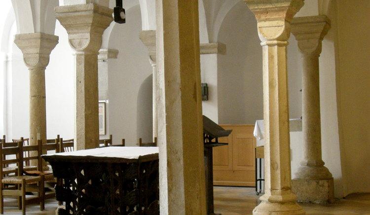 St. Emmeram Wolfgangkrypta