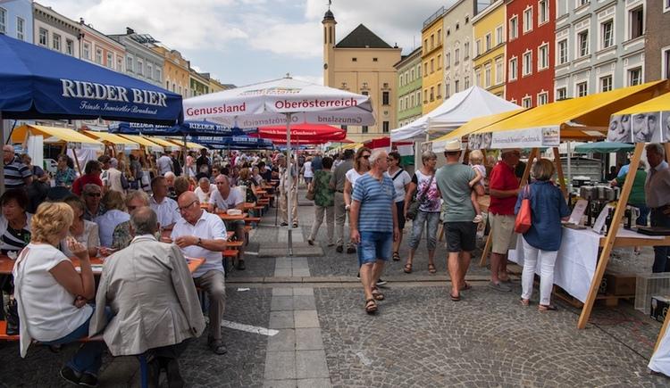 Genussmarkt (© Franz Kaufmann)