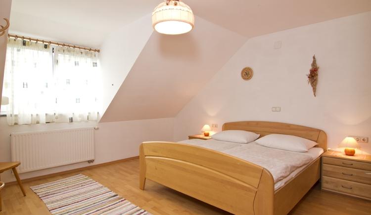 Schlafzimmer Überblick