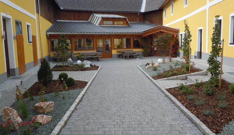 Innenhof (© Privat)