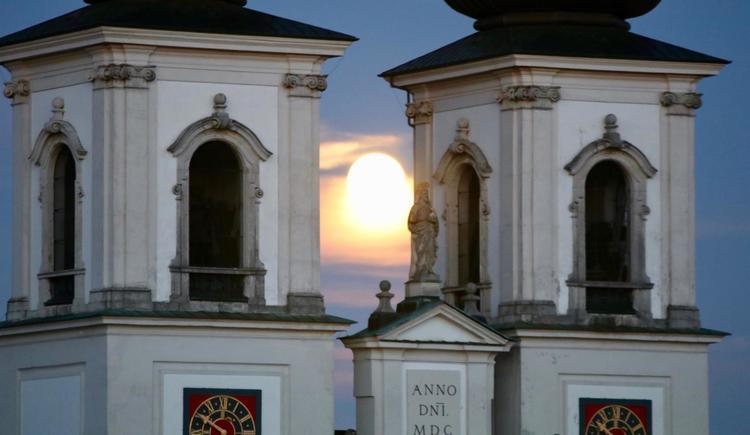 Mond_Stiftskirche_Kremsmünster (© Stift Kremsmünster)