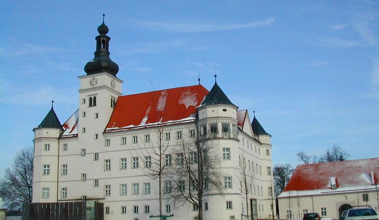 Lern- und Gedenkort Schloss Hartheim (© Raimund Lindinger)