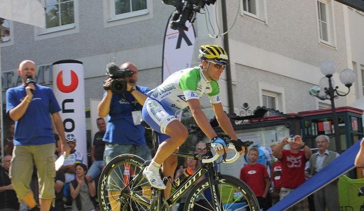 Start. (© TVB St. Georgen im Attergau)