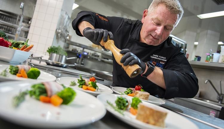 Küchenmeister Dominik Kubisch