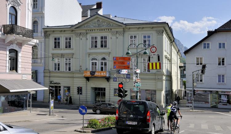 Stadttheater Gmunden (© brainpark.traunsee)