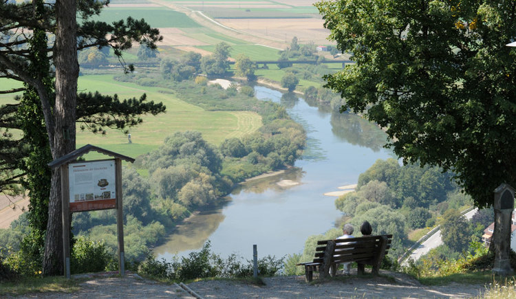 Via Nova Inn - Salzachblick