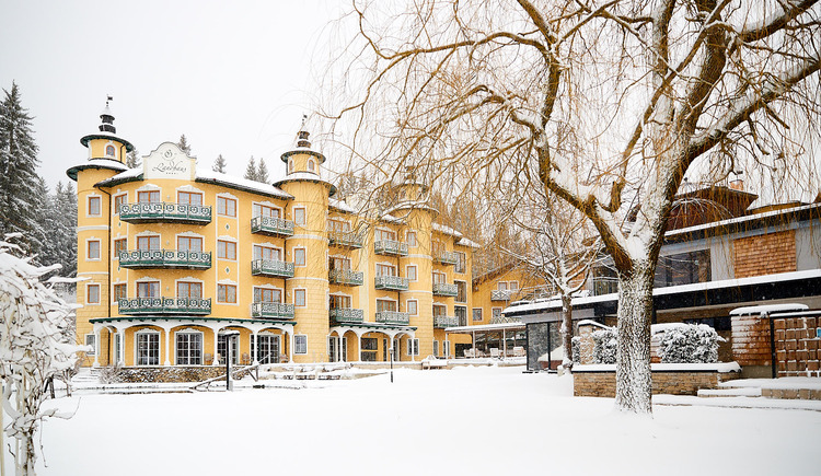 Hotel Guglwald ****s Winter (© Hotel Guglwald)