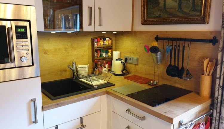 FeWo 1 - Küche (© Landhaus Osborne)