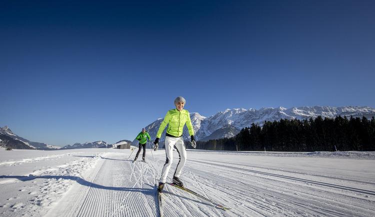 Langlauf-Paradies (© Alpenloft)