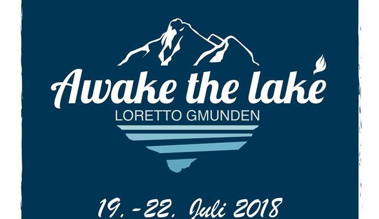 Titelseite Awake the Lake (© Loretto)